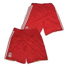 adidas Sporthose rot Polyester FC Liverpool Gr. 152 Neu/ovp