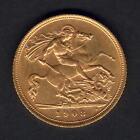 Australia. 1908 Sydney - Half Sovereign... Much Lustre... aEF/EF