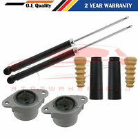 FOR FORD FIESTA V MK5 REAR SHOCK ABSORBERS SHOCKERS STRUT MOUNT DUST COVER KIT