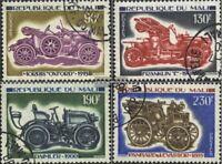Mali 492-495 (kompl.Ausg.) gestempelt 195 Oldtimer