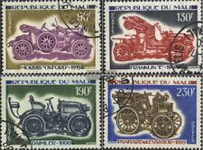 Mali 492-495 (complete issue) used 195 Oldtimer