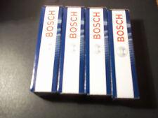 4 X Bosch VR8SC+ spark plugs PEUGEOT 1007, 206, 307 / CITROEN C2, C3. C4 1.4 VVT