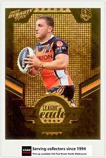 2012 NRL Dynasty Gold League Leaders LLG16 Robbie Farah (Tigers) -- Popular