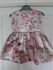 Next Girls Dress Age 2-3 Years