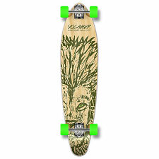 Yocaher Complete Spirit Lion Kicktail Longboard