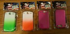 HW U8800 Impulse Phone Case Pink Green Orange White Plastic Multiple Wholesale 4