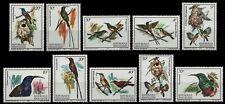 Ruanda 1983 - Mi-Nr. 1214-1223 ** - MNH - Vögel / Birds