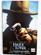 2007 Marvel Dark Tower: The Gunslinger Born Variant #1 2nd Print Stephen King NM