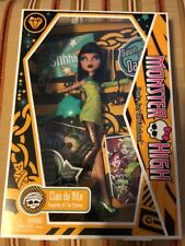 Monster High Doll Cleo de Nile Doll Dawn Of The Dance Original First Wave 2009