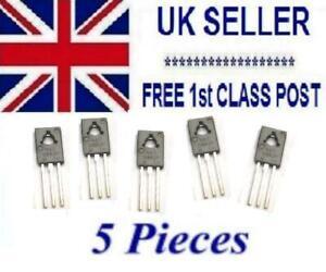5 Pieces NEC D882-P 2SD882-P NPN Transistors
