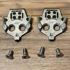 Vintage Speedplay Frog MTB Clipless Cleats and Hardware G3 Version