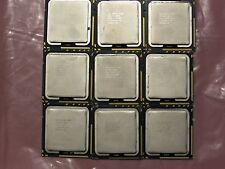 (LOT OF 9) Intel Xeon E5540 2.53 GHz Quad-Core Processor SLBF6