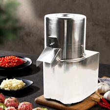 Vegetable Meat Chopper Grinder Commercial Food Efficiently Cutting Machine 110V