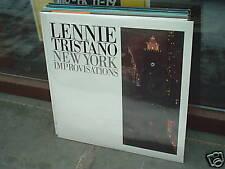 Lennie Tristano - New York Improvisations - LP 180g Vinyl //// Neu & OVP