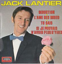 JACK LANTIER SEDUCTION FRENCH ORIG EP MICHEL VILLARD