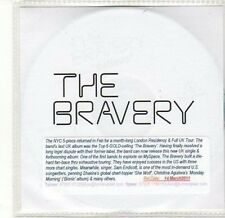 (CA489) The Bravery, Believe - 2011 DJ CD