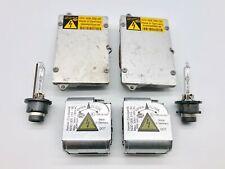 2x OEM 03-07 Saab 9-3 Xenon Ballast Igniter & HID D2S Bulb Control Unit Module