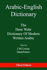 Arabic english dictionary the hans wehr dictionary of modern written arabic (PDF