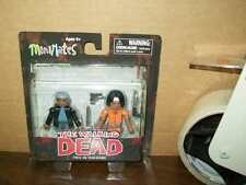 The Walking Dead: Minimates Series 5: Michonne and Tyreese Two-Pack  #snov16-74
