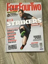 Four Four Two Magazine February 2010- Issue 187- Strikers Special- Rooney & More