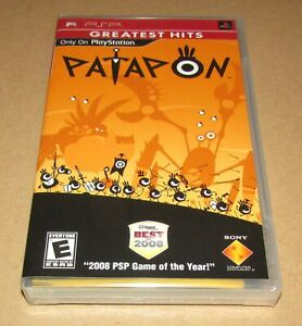 Patapon (Sony PSP) Brand New / Fast Shipping