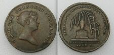 1817 Death Of H.R.H The Princess Charlotte Token - By Kempson & Son