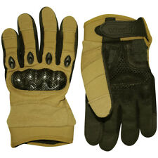 VIPER ELITE GLOVES PAINTBALL AIRSOFT KNUCKLE GUARDS MENS WORK GRIP GLOVE COYOTE