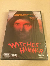 Witches' Hammer DVD Facets Multimedia Sealed Rare Hard To Find