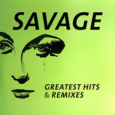 Savage - Greatest Hits and Remixes Vinyl LP ZYX Music