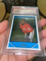 2007 Bowman Chrome Johnny Cueto  #BC 145 Rookie RC Prospects PSA 9 Mint