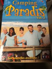 Camping Paradis--Volume 2--DVD of FRENCH TV series--Region 2 Player Required