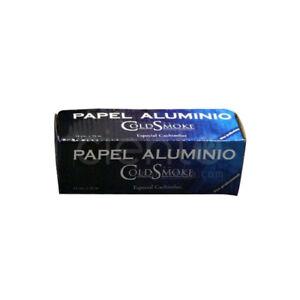 Cold Smoke Papel Aluminio Foil Roll