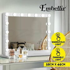 Embellir Makeup Mirror With Light Hollywood Vanity LED Wall Mounted Mirrors