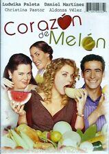 CORAZON DE MELON(2003) DVD Ludwika Paleta & Daniel Martinez