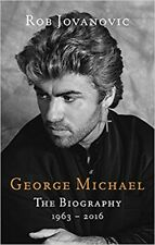 George Michael: The biography, Jovanovic, Rob, New condition, Book