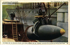 WW1 WWI Propaganda - L'Angleterre Prête à Frapper (12) - Marina Militare - PV965