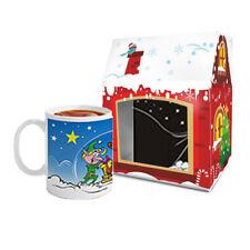 NATALE BABBO NATALE tea&coffee TAZZA CAMBIA COLORE regalo in scatola - 300ml EX16 / 12
