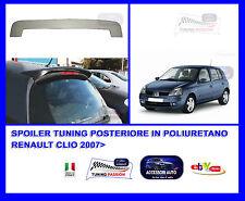 Alettone Spoiler Posteriore Renault Clio 2007 - Tuning - Accessori Auto