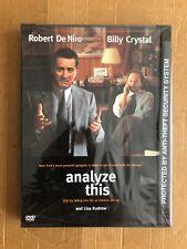 Analyze This (DVD, 1999)
