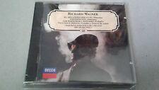"SIR GEORG SOLTI ""WAGNER OBERTURAS Y PRELUDIOS"" CD 5 TRACKS 424 481-2 SALVAT 26"