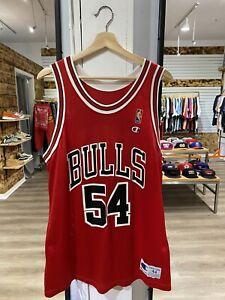 Vintage Champion Chicago Bulls Horace Grant Jersey #54 Sz 44