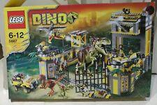 LEGO Dinosaurs Dino Defense HQ 5887