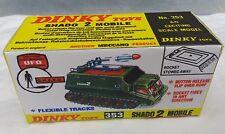 Dinky UFO 353 deShado mobile 2 REPRODUCTION Display Box