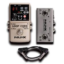 NUX Loop Core Deluxe Looper Guitar Effect Pedal