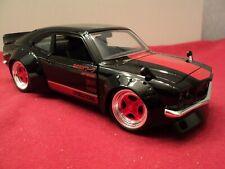 Jada 1974  Mazda RX -3  1:24 Scale New no box 2019 release black exterior