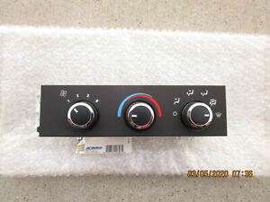 08 - 20 CHEVY EXPRESS 2500 3500 A/C HEATER CLIMATE TEMPERATURE CONTROL OEM NEW