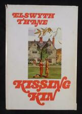 KISSING KIN by Elswyth Thane - Vintage Hawthorn BC Edition with Dust Jacket