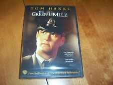 THE GREEN MILE Tom Hanks Death Row Prison Supernatural Drama SEALED NEW DVD