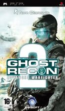 Tom Clancy's Ghost Recon Advanced Warfighter 2 (Sony PSP, 2007)