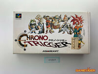 CHRONO TRIGGER Nintendo Super Famicom SNES SFC JAPAN Ref:314543
